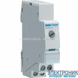 Универсальный светорегулятор с дистанционным управлением «Комфорт» 20-300Вт Hager EVN012