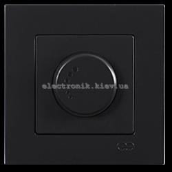 Eqona Светорегулятор 1000Вт черный