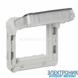 Адаптер для механизмов Mocaic Серый Legrand Plexo ip55