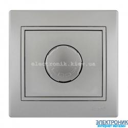 Диммер 800 Вт LEZARD Mira серый металл (шт.)