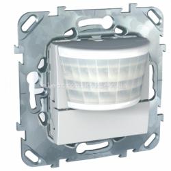 Schneider (Шнайдер) Unica белый ИК датчик движения 8A