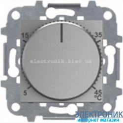 Терморегулятор теплого пола с датчиком ABВ Zenit серебро