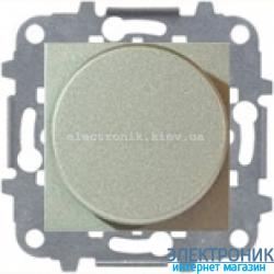 Светорегулятор повор. LEDi 2-400Вт, накал., галог. ABВ Zenit шампань