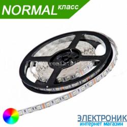 Светодиодная лента RGB (30 диодов/метр) 7.2 Вт на метр