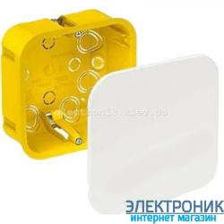 Коробка Schneider-Electric распределительная для гипсокартона 100x100x50