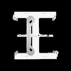 "Коробка BASIC для накладного монтажа, разборная, элемент ""H"", белый"