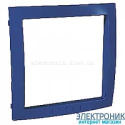 Вставка декоративная для рамок Schneider (Шнайдер) Unica Colors Синий