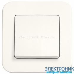 Выключатель одноклавишный VIKO Rollina КРЕМ (90420001)