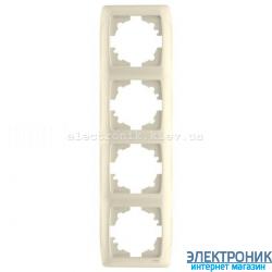 VIKO CARMEN КРЕМ Рамка 4-я вертикальная