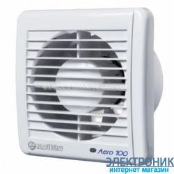 BLAUBERG Aero Still 100 Т - вытяжной бесшумный вентилятор с таймером