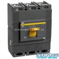 Выключатель автоматический IEK ВА88-40 3Р 35кА 630A SVA50-3-0630