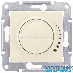 Диммер Schneider-Electric Sedna 400-600вт слоновая кость