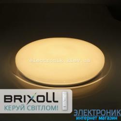 LED SMART Светильник с пультом BRX-60W-011