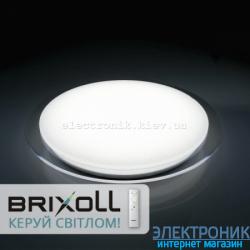 LED SMART Светильник с пультом BRX-40W-023