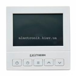 Цифровой программируемый терморегулятор EASYTHERM pro с функцией WIFI