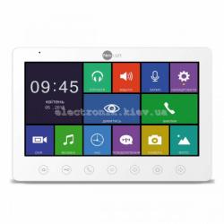 Цветной видеодомофон NeoLight GAMMA HD с 7 дюймовым экраном Белый