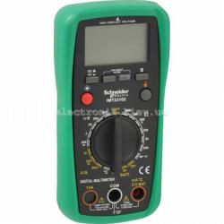 Мультимитр цифровой кат.III 300V, Schneider Electric
