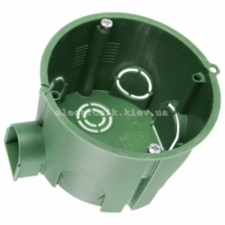 Коробка Schneider-Electric Установочная (подрозетник)  для бетона и кирпича 65x45