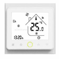 WiFi терморегулятор IN-THERM PW-002 Белый