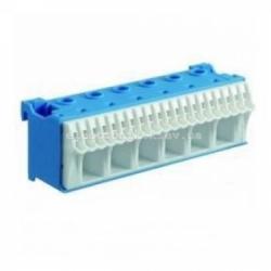Блок дополнительных N-клемм 1x16 mm2 + 5x4 mm2 Hager