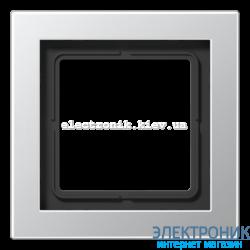 Рамка 1-ая LS990 Design алюминий металл