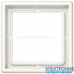 Рамка одноместная JUNG LS990 крем