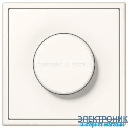 Светорегулятор универс.20-420, Вт JUNG LS990 крем