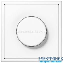Светорегулятор  универс.20-420, Вт JUNG LS990 белый