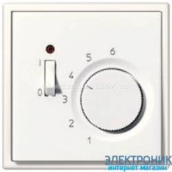 Терморегулятор JUNG LS990 крем