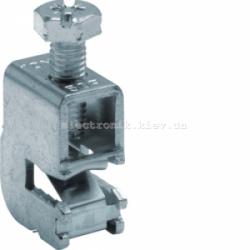 Клемма подключения провода 1,5-50мм2 для шин медных 12х5 мм Hager