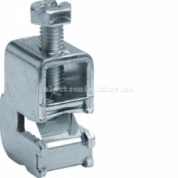 Клемма подключения провода 16-70мм2 для шин медных 20/30х5 мм Hager