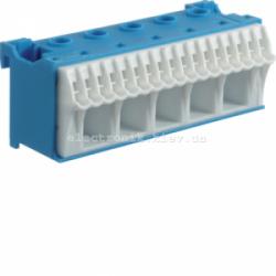 Блок N-клемм, количество единиц деления - 3 ширина — 90мм Hager