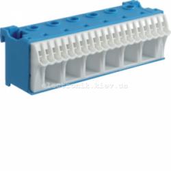 Блок N-клемм, количество единиц деления - 3,5 ширина — 105мм Hager