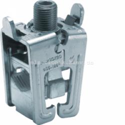 Клемма для шины 95-185мм2 для шин CU/AL 20/30x5/10мм Hager