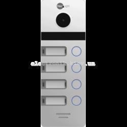 Цветная вызывная панель NeoLight MEGA/4 Silver