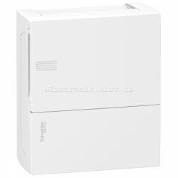 Щит Schneider-Electric Mini Pragma 8 модулей навесной белая дверь IP40