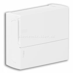 Щит Schneider-Electric Mini Pragma 12 модулей навесной белая дверь IP40