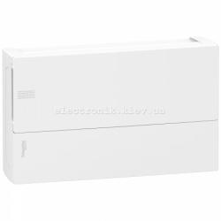 Щит Schneider-Electric Mini Pragma 18 модулей навесной белая дверь IP40