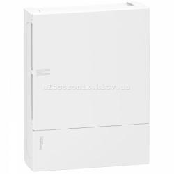 Щит Schneider-Electric Mini Pragma 24 модуля навесной белая дверь IP40