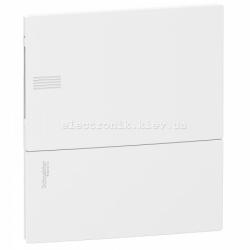 Щит Schneider-Electric Mini Pragma 8 модулей встраив. белая дверь IP40