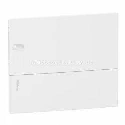 Щит Schneider-Electric Mini Pragma встраив. бел. дверь 12 модулей