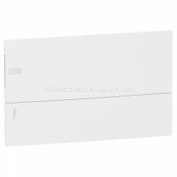 Щит Schneider-Electric Mini Pragma 18 модулей встраив. белая дверь IP40