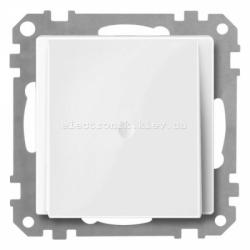 Вывод кабеля Schneider Electric Merten System M полярно-белый