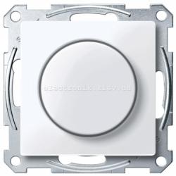 Светорегулятор универс.20-420, Вт Schneider Electric Merten System M полярно-белый