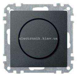 Светорегулятор универс.20-600, Вт Schneider Electric Merten System M антрацит