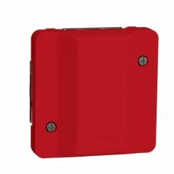 Сигнальное устройство с красной линзой E14 IP55, Mureva Styl Schneider Electric MUR34526