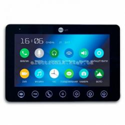 Цветной видеодомофон NeoLight Omega + с 7 дюймовым экраном Черный