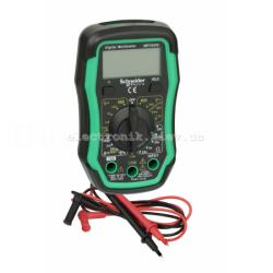 Мультиметр цифровой кат.III 600V, Schneider Electric