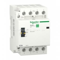 Контактор RESI9 Schneider Electric 63 A, 3P+N, 4NO ~230В/50Гц