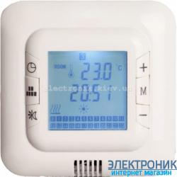 Программируемый терморегулятор для теплого пола iReg S3